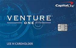 Capital One® Venture Rewards Credit Card