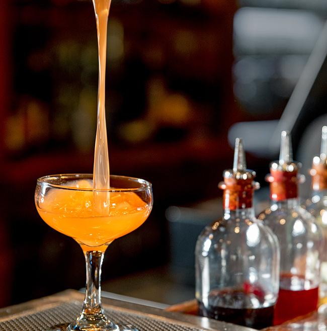 The drinks America's best bartenders make for themselves